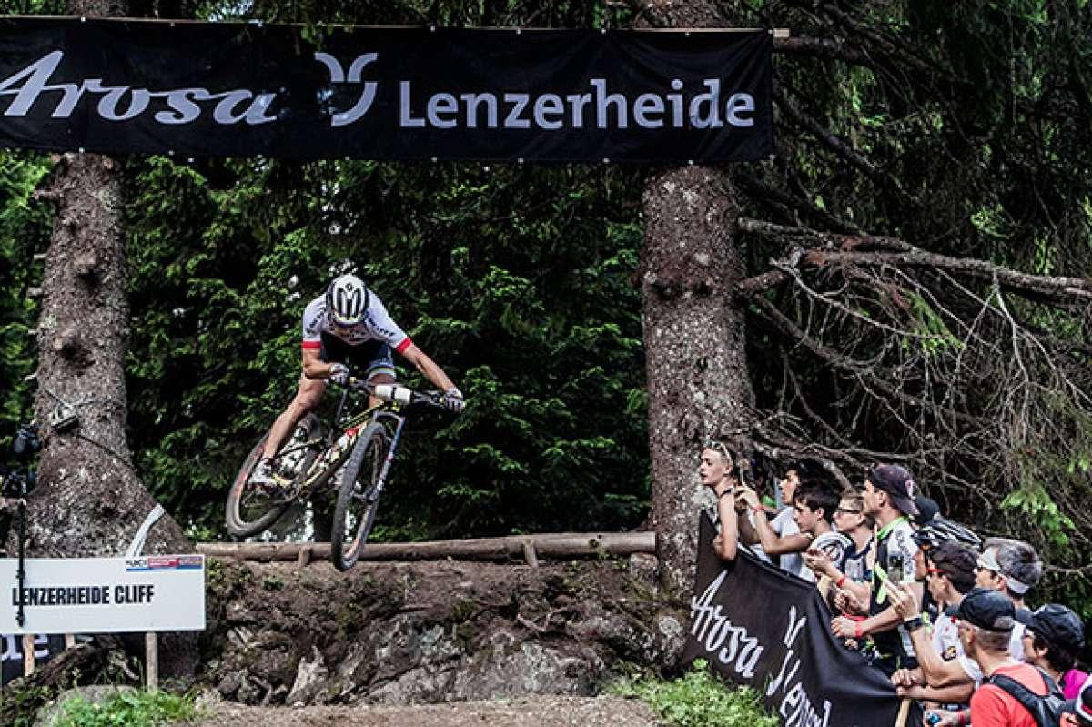Todo a punto para la Copa del Mundo DHI/XCO 2017 de Lenzerheide (Suiza)