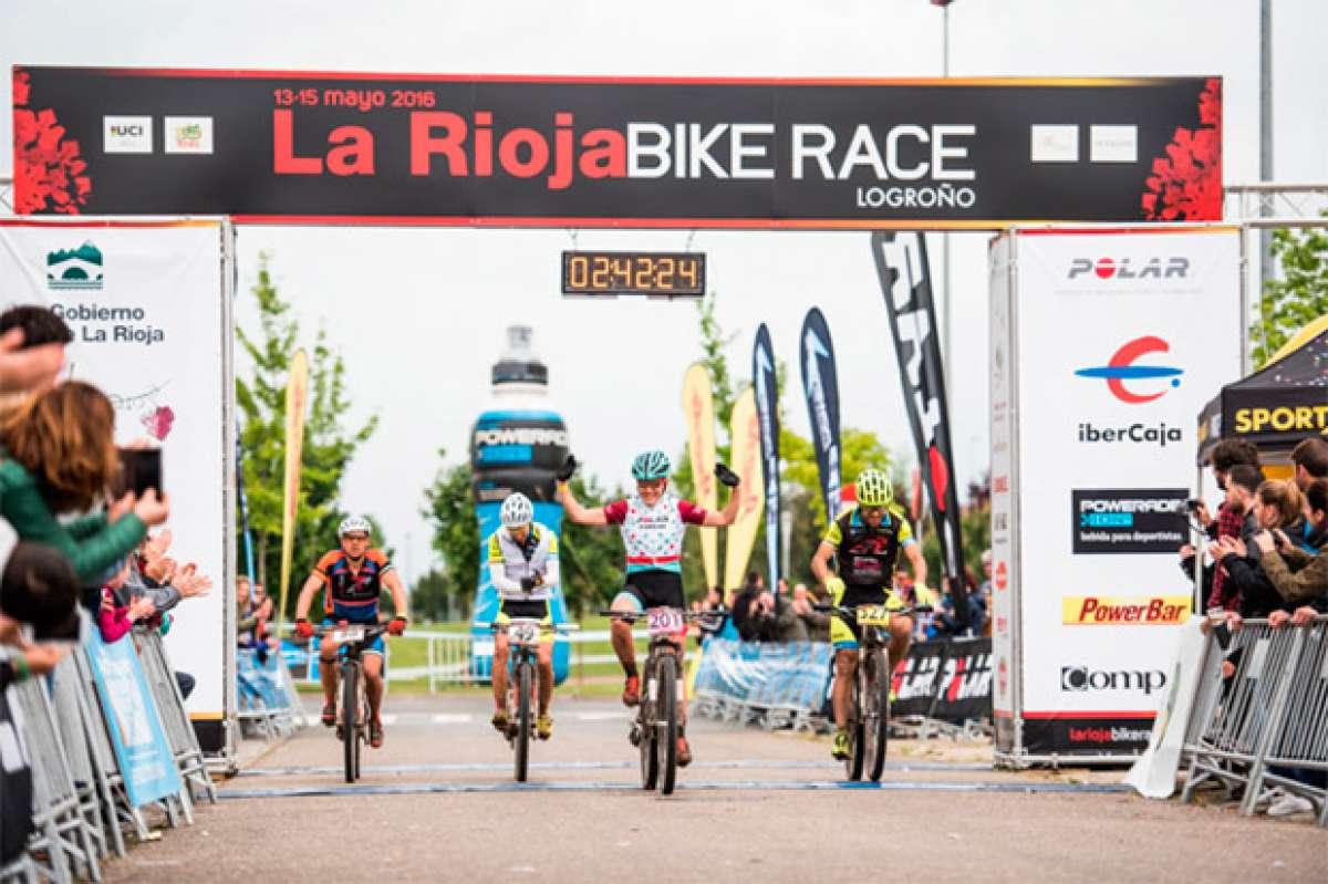 En TodoMountainBike: Todo a punto para La Rioja Bike Race 2017: tres etapas, 1.054 participantes y muchos nombres conocidos