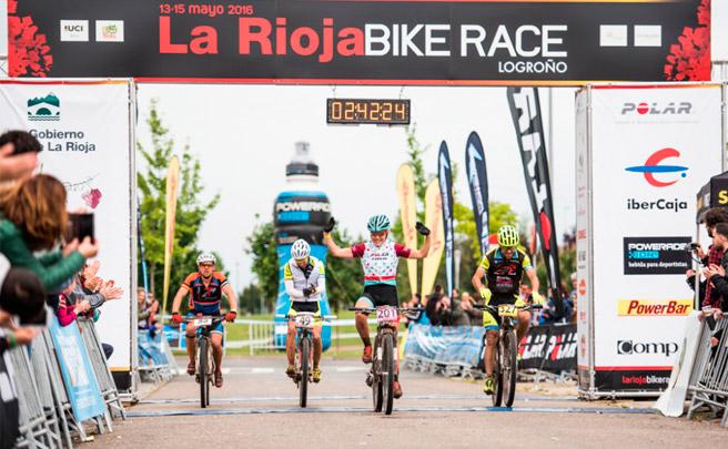 Todo a punto para La Rioja Bike Race 2017: tres etapas, 1.054 participantes y muchos nombres conocidos