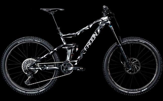 ¿Una bici de Enduro con 160 milímetros de recorrido y 10 kilos de peso? Sí, la Radon Jab de 2018