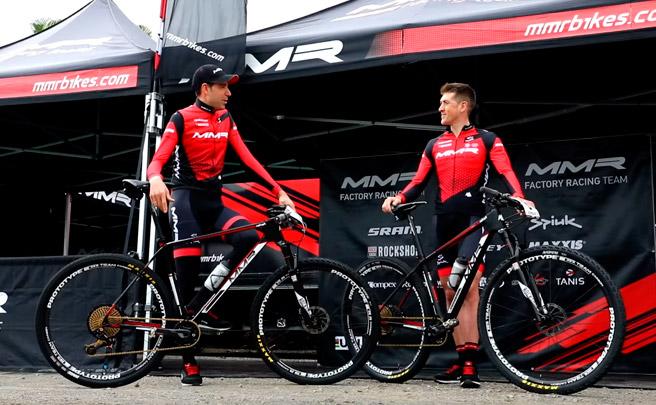 Primera y segunda etapas de la Andalucía Bike Race 2017 con el MMR Factory Racing Team