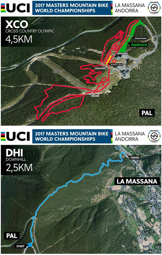 En TodoMountainBike: Vallnord Bike Park La Massana, sede del Campeonato del Mundo UCI de XCO-DHI del 19 al 24 de junio