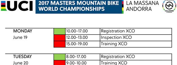 Vallnord Bike Park La Massana, sede del Campeonato del Mundo UCI de XCO-DHI del 19 al 24 de junio