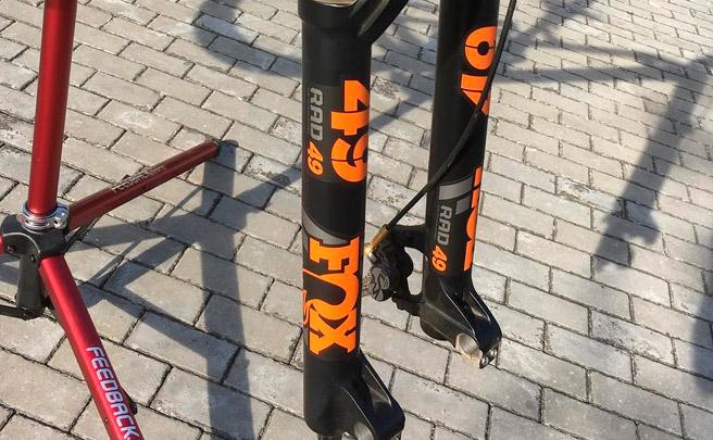 FOX 49, ¿una nueva horquilla de DH para bicicletas de 29 pulgadas a la vista?