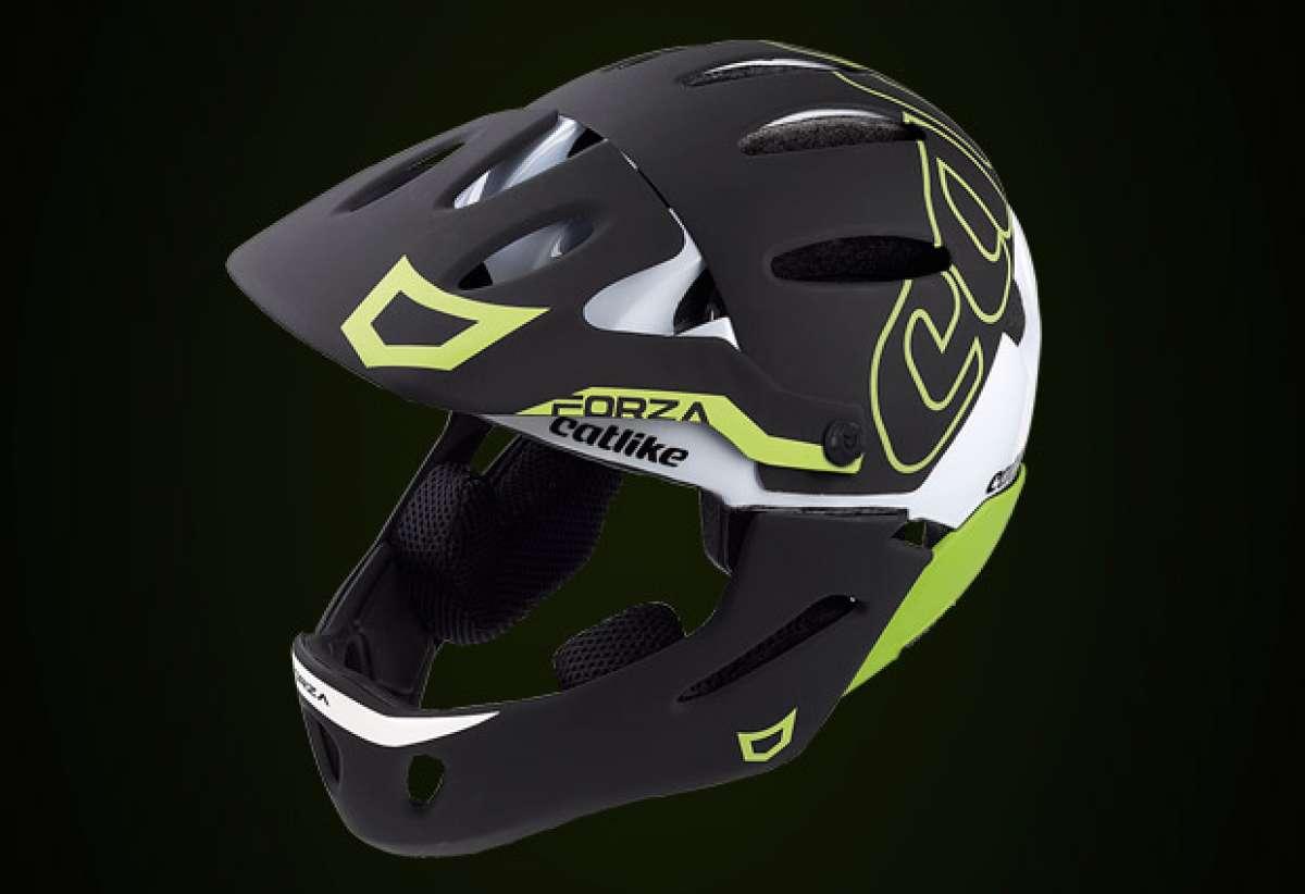 En TodoMountainBike: Así de resistente es el Forza 2.0, el primer casco de Catlike para Enduro y DH con mentonera desmontable
