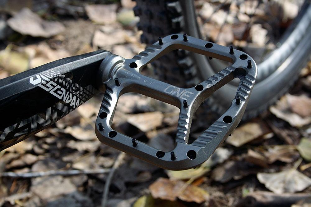 En TodoMountainBike: A prueba: pedales de plataforma OneUp Components Aluminum