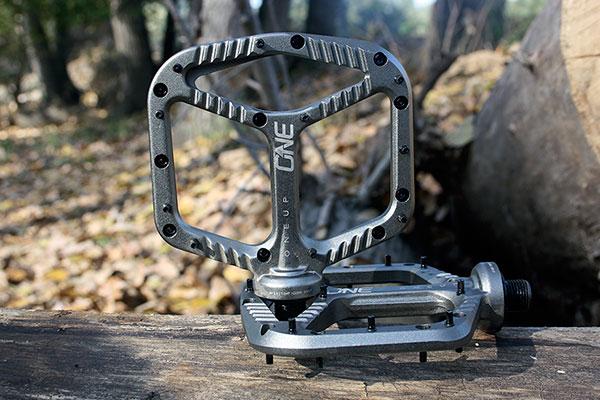 A prueba: pedales de plataforma OneUp Components Aluminum