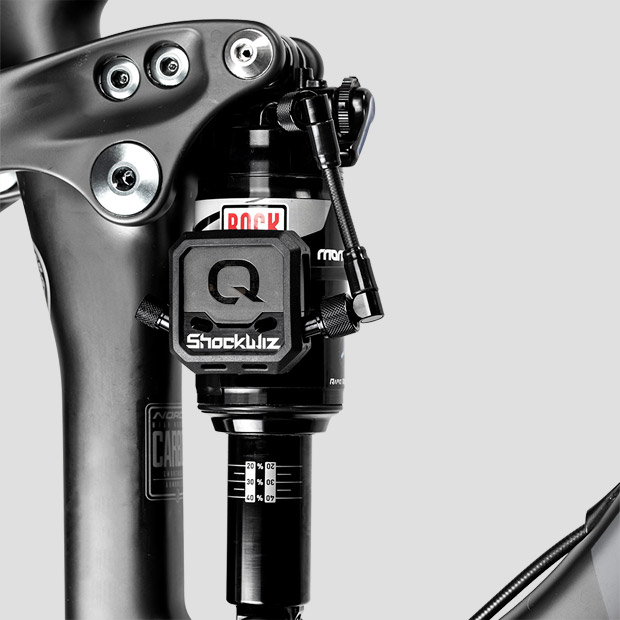 En TodoMountainBike: Quarq ShockWiz, un sistema inteligente para ajustar todos los parámetros de la suspensión
