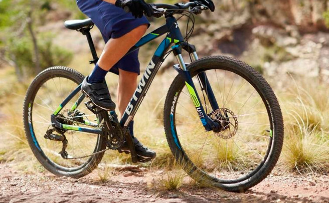 Reemplazo gratuito para las bicicletas B'Twin RockRider 520 y 540 por riesgo de rotura