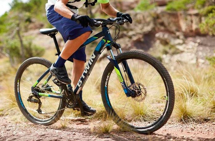 Reemplazo gratuito para las bicicletas b 39 twin rockrider - Cadenas velo decathlon ...