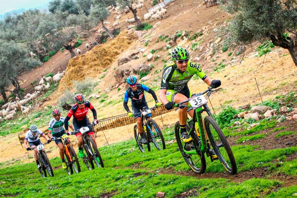 El recorrido de la Andalucía Bike Race 2018, al detalle
