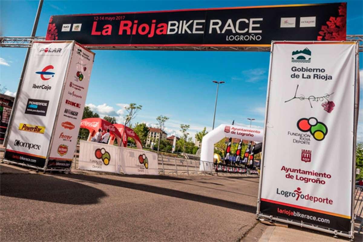 En TodoMountainBike: La Rioja Bike Race 2017, la edición con más kilómetros y desnivel hasta la fecha