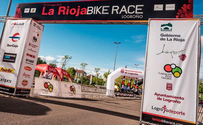 La Rioja Bike Race 2017, la edición con más kilómetros y desnivel hasta la fecha