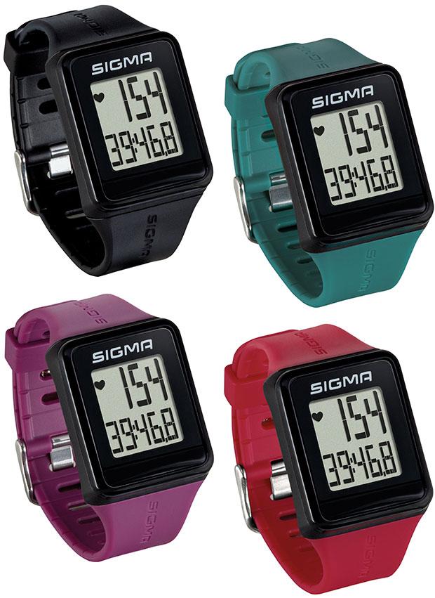En TodoMountainBike: SIGMA iD.GO, un reloj deportivo básico y económico con sensor de frecuencia cardíaca