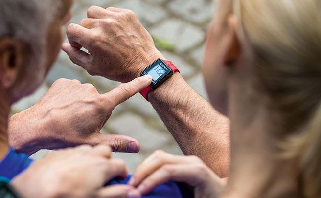 SIGMA iD.GO, un reloj deportivo básico y económico con sensor de frecuencia cardíaca