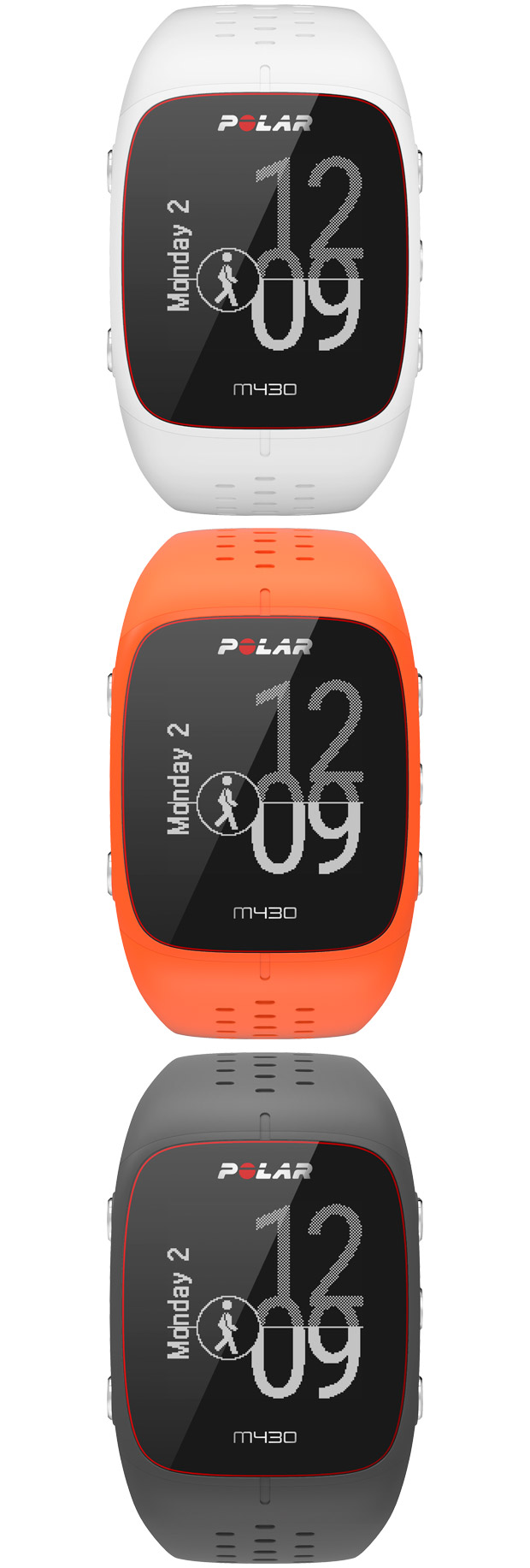 En TodoMountainBike: Sensor óptico de frecuencia cardíaca para el Polar M430, la evolución del reloj GPS más vendido de la marca