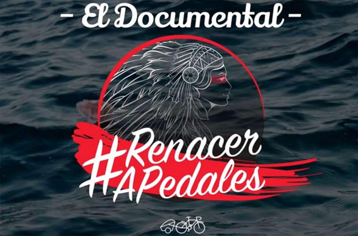 En TodoMountainBike: #RenacerAPedales, 1.500 kilómetros cruzando España en un emotivo documental de Mercè Sanjuan