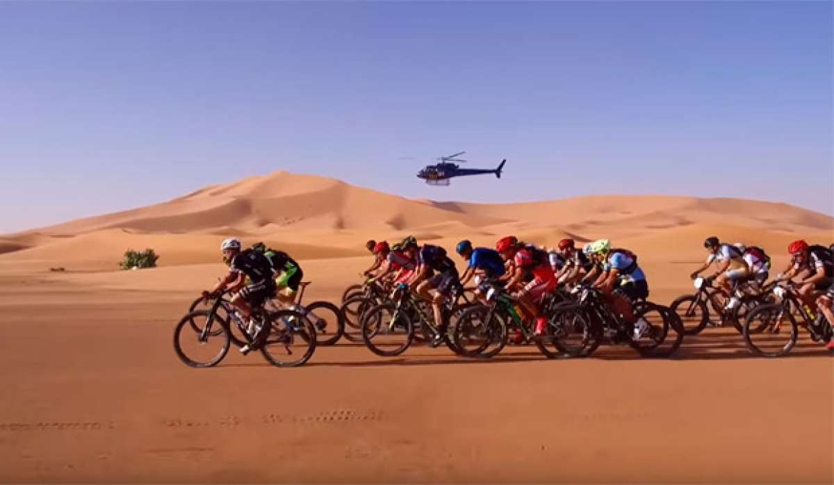 En TodoMountainBike: GAES Titan Desert by Garmin 2017: el reportaje