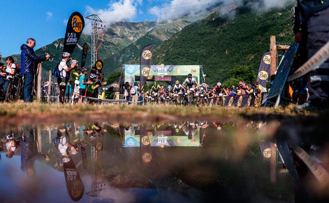 Ever Alejandro Gómez y Ramona Gabriel, campeones de Cataluña de XCM tras vencer en la BUFF MTB Marathon 2017