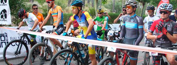 Cataluña, vencedora del Team Relay en el Campeonato de España XCO 2017