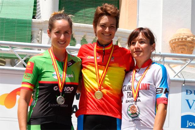 En TodoMountainBike: David Valero y Rocío Gamonal, campeones de España de XCO en 2017