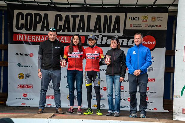 En TodoMountainBike: La Copa Catalana Internacional BTT Biking Point 2017 de la Vall de Lord, para Hugo Drechou y Magda Duran