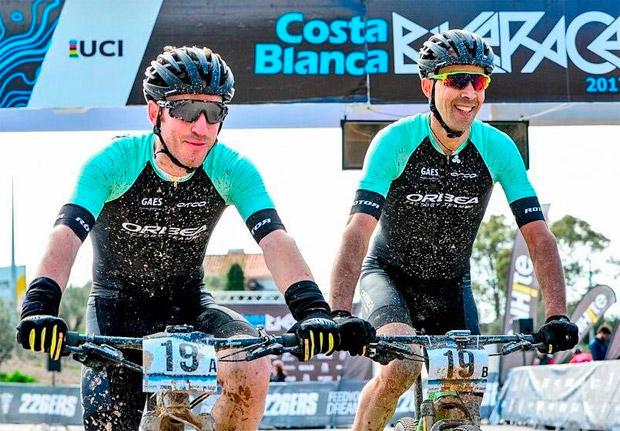 En TodoMountainBike: Sergio Mantecón y Jan Skarnitzl, vencedores de la Costa Blanca Bike Race 2017