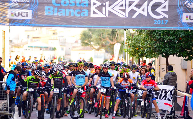 Sergio Mantecón y Jan Skarnitzl, vencedores de la Costa Blanca Bike Race 2017