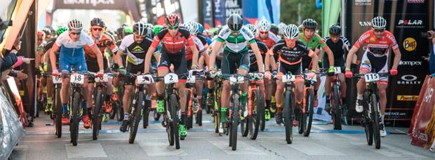 La cuarta etapa de la Andalucía Bike Race 2017, para Alexey Medvedev y Raiza Goulao