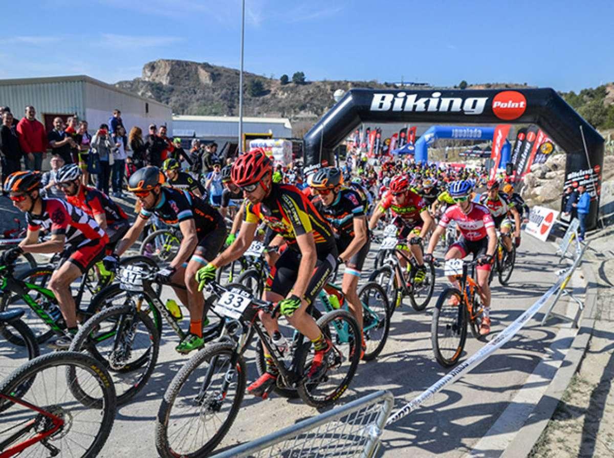 """Más de 300 participantes en el Gran Premi Ciutat d""""Igualada Biking Point 2017"""