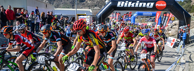 Más de 300 participantes en el Gran Premi Ciutat d'Igualada Biking Point 2017