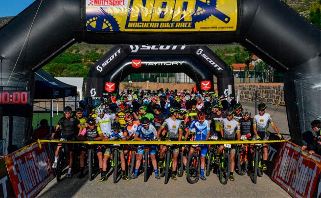 La Noguera Bike Race 2017, para Francesc Guerra y Ada Xinxo