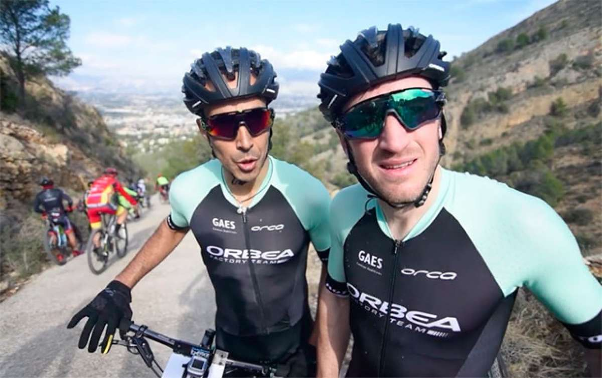 En TodoMountainBike: Así han vivido Ibon Zugasti y Tomi Misser (Orbea Factory Team) la Costa Blanca Bike Race 2017