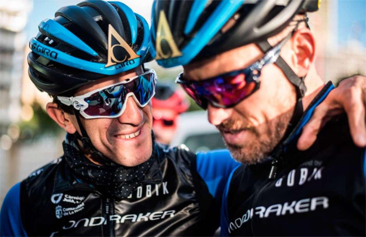 En TodoMountainBike: El Primaflor-Mondraker-Rotor Racing Team en la Costa Blanca Bike Race 2017