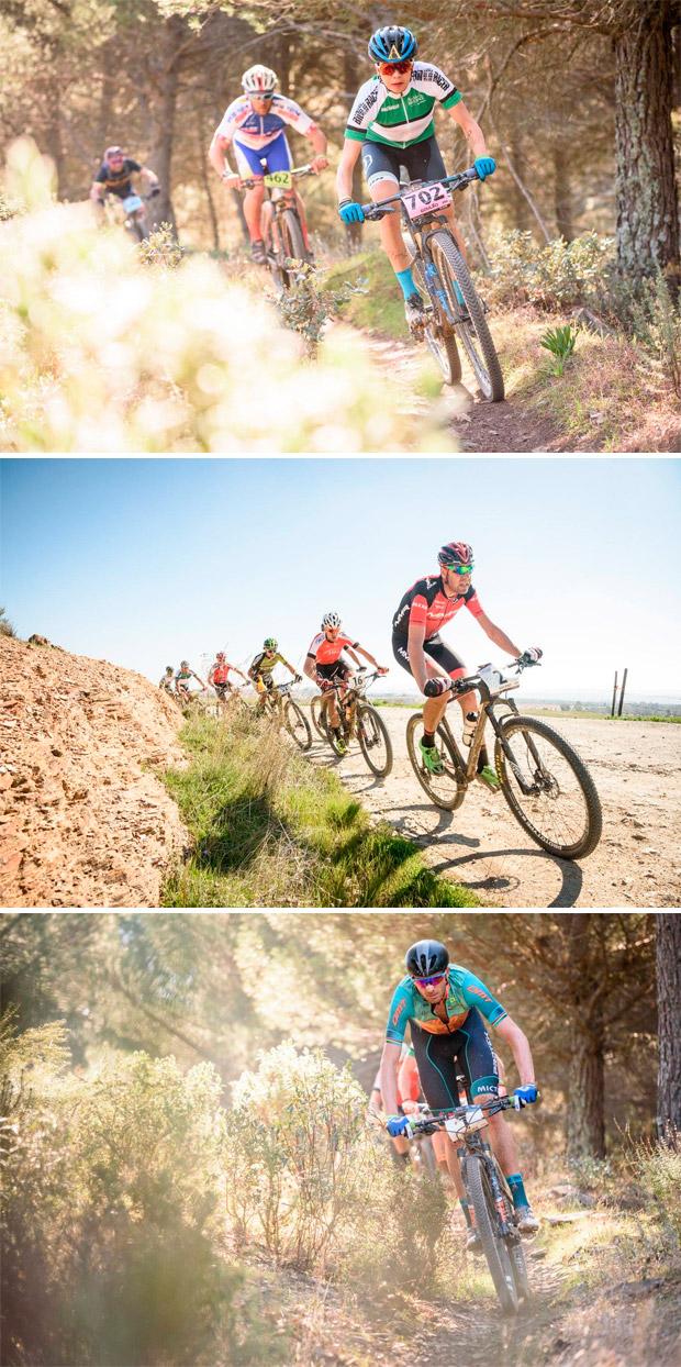 En TodoMountainBike: Pedro Romero y Raiza Goulao, vencedores de la penúltima etapa de la Andalucía Bike Race 2017