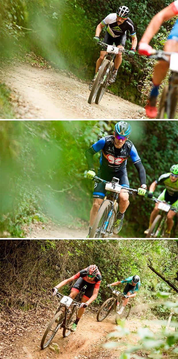 En TodoMountainBike: Triunfo de Fabian Rabensteiner y Raiza Goulao en la segunda etapa de la Andalucía Bike Race 2017