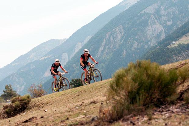 En TodoMountainBike: Francesc Guerra y Clàudia Galicia, líderes vigentes tras la segunda etapa de la Catalunya Bike Race 2017