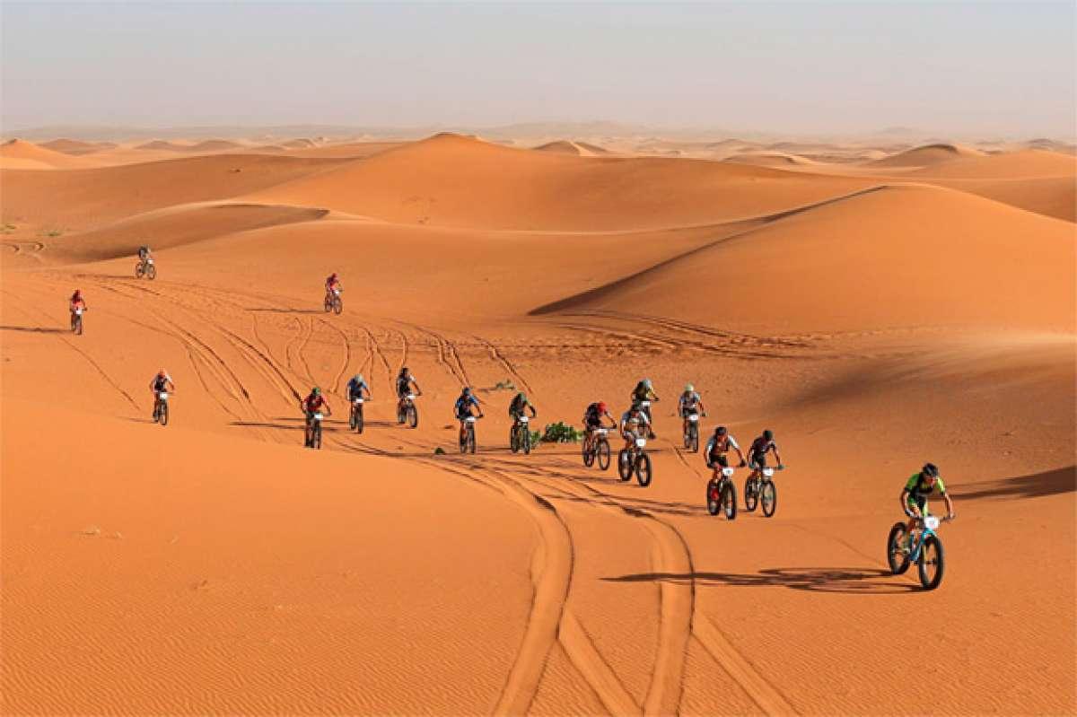 José Luis Gómez repite y Ramona Gabriel se estrena en la segunda etapa de la Titan Desert 2017