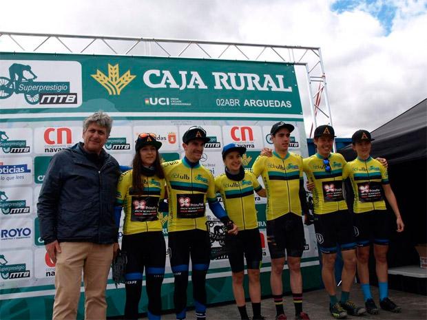 En TodoMountainBike: Arranque del Superprestigio MTB 2017 con victoria para Carlos Coloma y Rocío del Alba