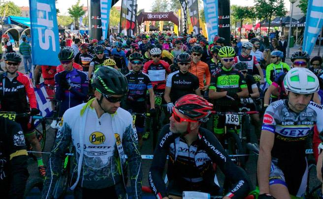 Francesc Guerra y Clàudia Galicia, vencedores de La Rioja Bike Race presented by Shimano 2017