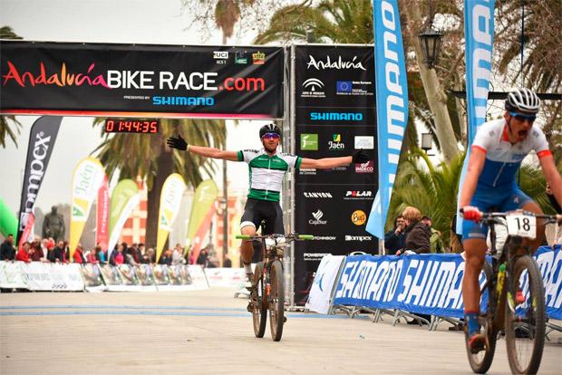 En TodoMountainBike: Tiago Ferreira y Raiza Goulao, campeones de la Andalucía Bike Race 2017