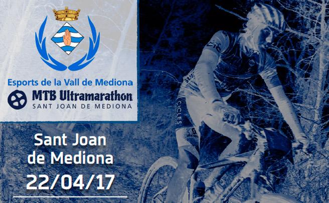 La Vall de Mediona MTB Ultramarathon 2017, para Brandan Márquez y Clara Pirla