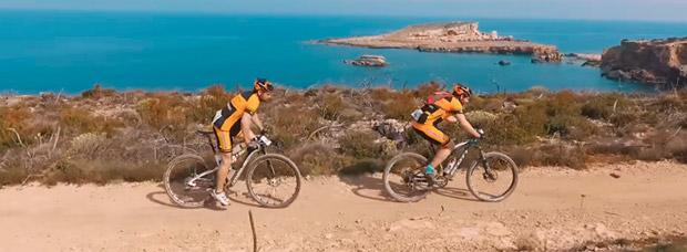 Así fue la Vuelta a Ibiza en Mountain Bike MMR 2017