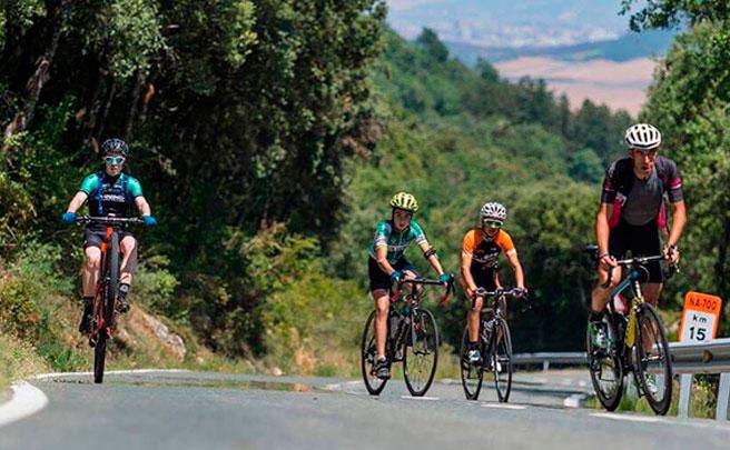 Reto conseguido: Markel Uriarte completa con éxito su 'Everesting Wheelie Challenge'