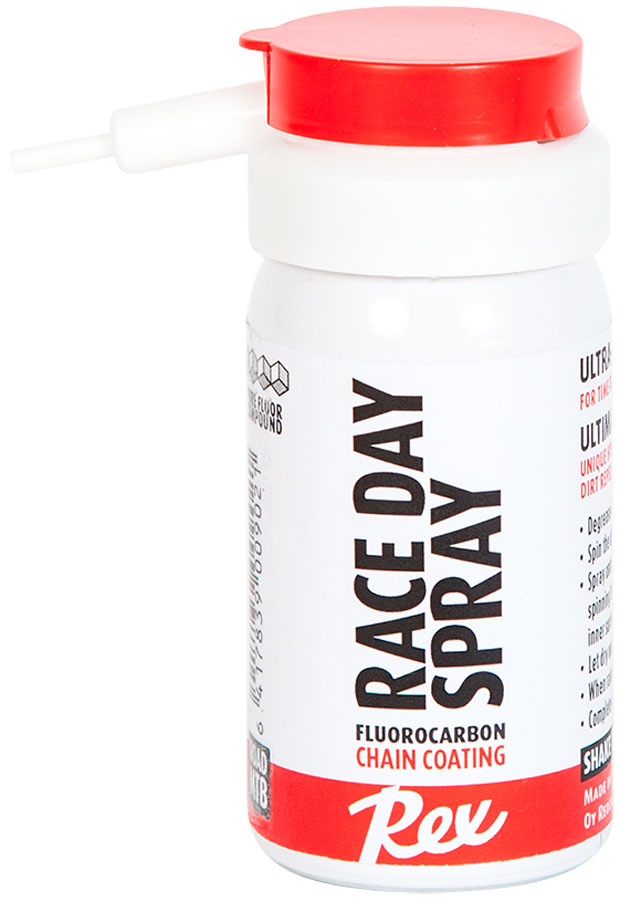 En TodoMountainBike: Rex Race Day Spray, o cómo dejar la cadena de transmisión a punto para un día de competición