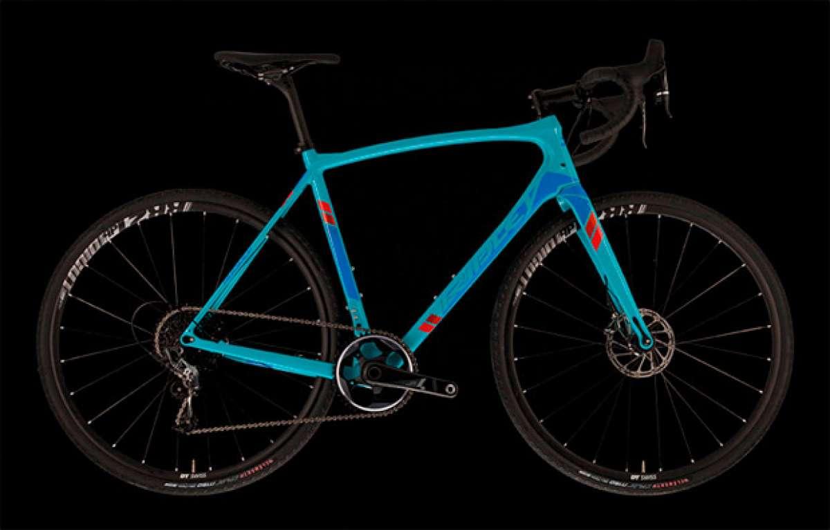 Ridley X-Trail 2017, una bicicleta para todo tipo de rutas