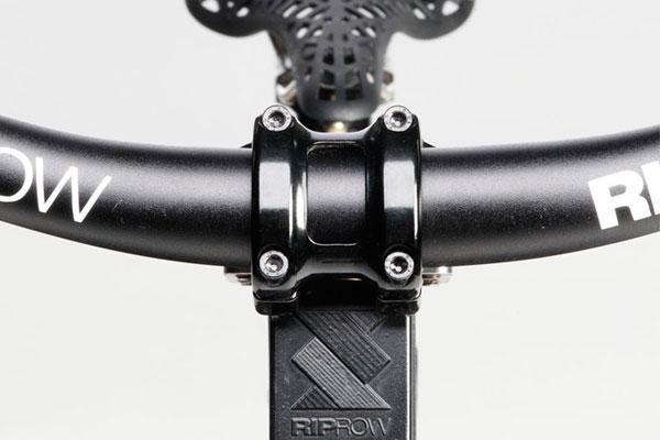 RipRow, una plataforma de equilibrio para entrenar movimientos técnicos específicos de ciclistas de montaña
