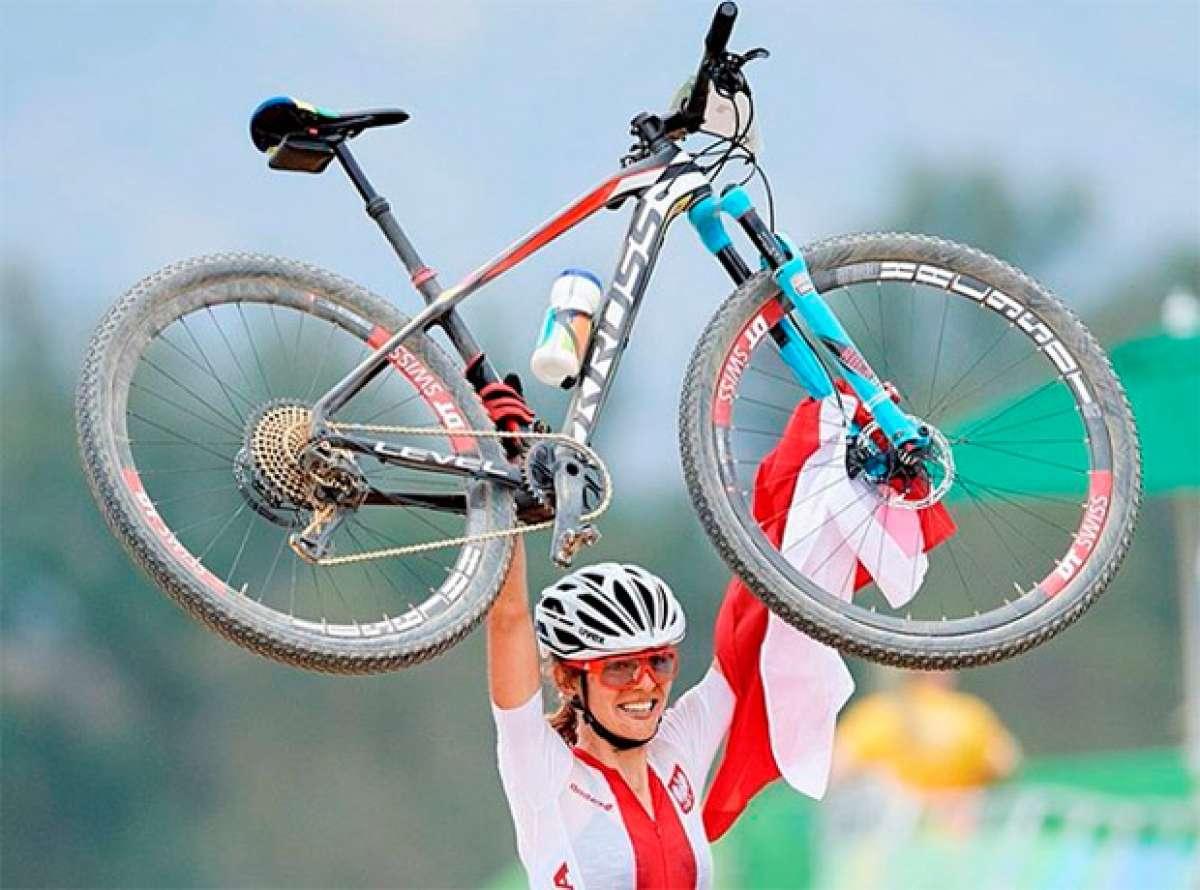 'Road 2 Rio', la preparación de Maja Włoszczowska en su camino hacia la medalla de plata olímpica