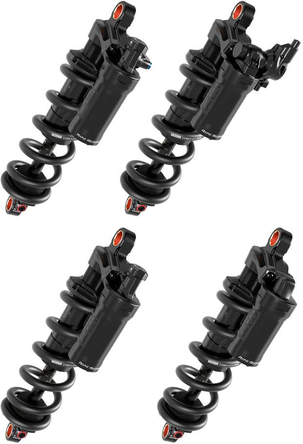 En TodoMountainBike: RockShox Super Deluxe Coil, nuevos amortiguadores de muelle con ajuste de rebote, compresión y mando remoto