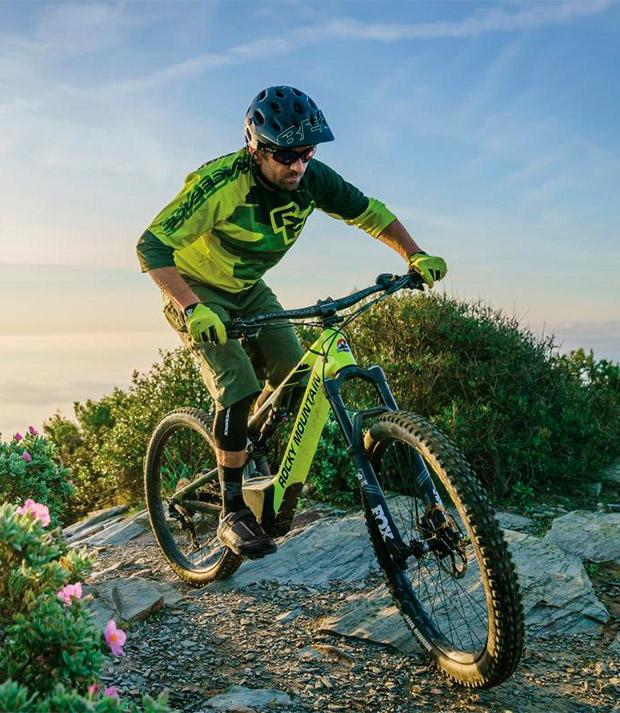 En TodoMountainBike: Rocky Mountain Altitude Powerplay 2018, redefiniendo el concepto de bicicleta eléctrica de montaña